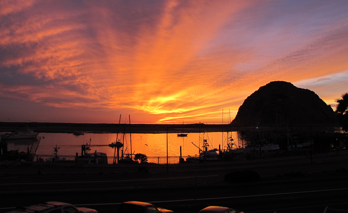 morro bay waterfront hotels
