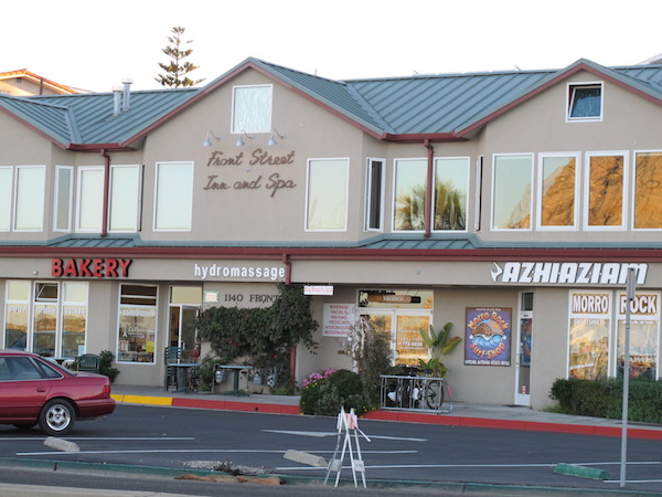 boutique hotels morro bay