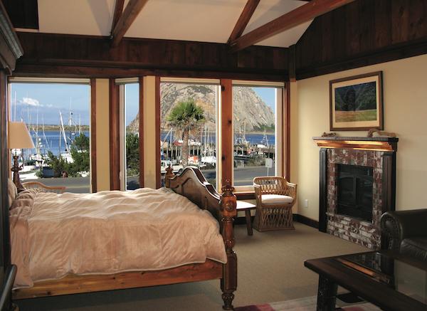 Morro Bay embarcadero hotels
