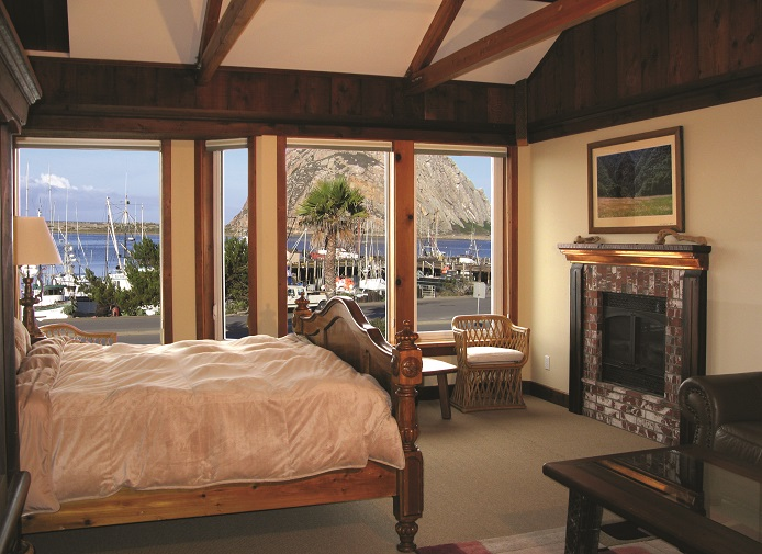 morro bay hotels on the water