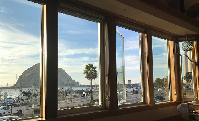 morro bay boutique hotel waterfront